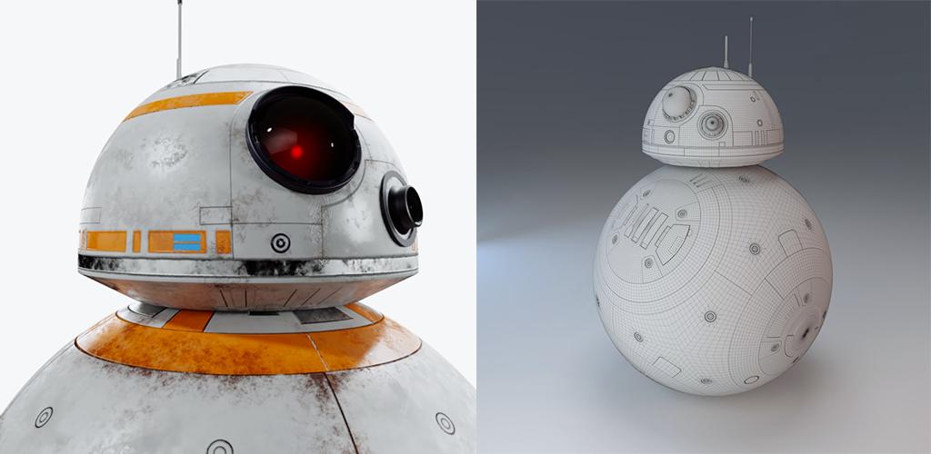 3D-bb8-droid